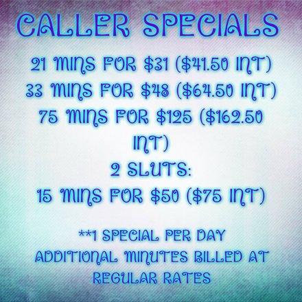 mature phone sex MILF specials