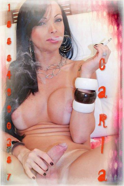 smoking fetish phone sex domme tranny